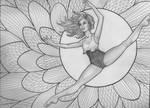 -While dancing- by Biaani