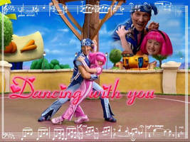 Dancing with you by Elfenwesen