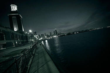 A Classy Evening in Chicago by Genesis-Orbit