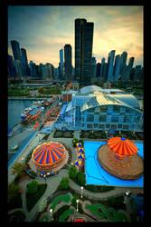 Urban Carnival by Genesis-Orbit