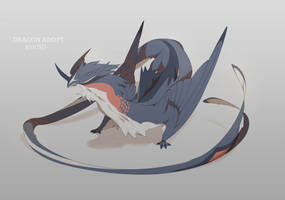 Dragon Auction [24 HOURS] SOLD by Kel-Del