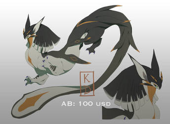 Dragon Adopt Auction [24 HRS] by Kel-Del