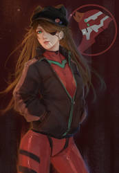 Asuka by Katrina-Chiu