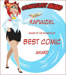Best Comic : Rapunzel by AngelicEmpyress