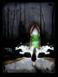 The Portal In The Dark by TheOccultSide