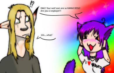 I hate anime by wolfofheavenokami123