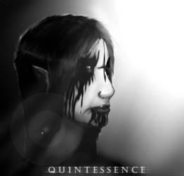 Quintessence by wolfofheavenokami123