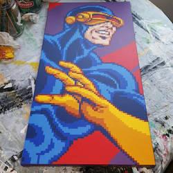 Cyclops by PixelArtPaintings