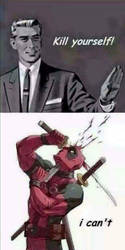 deadpool problems by DaSpecialist