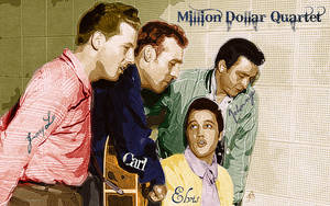 Million Dollar Quartet by ManderFFA