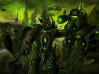 ednorg lord of death by edinorog