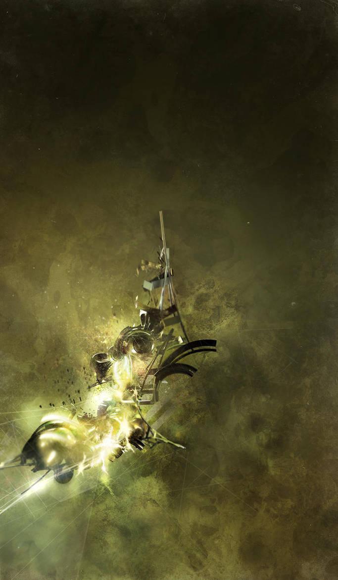 Warrior by dekoart
