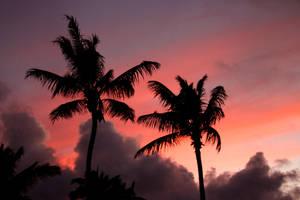 Sunset over Kailua by Kaniala83