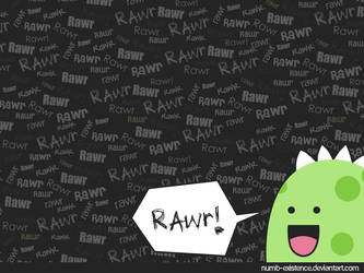 Dinos Go Rawr Wallpaper by numb-existence
