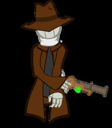 Gun Blazer by anoneemoos