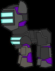 Pony Universalist Armor by anoneemoos