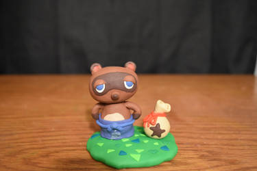 Tom Nook - Animal Crossing (Tutorial) by kerobyx
