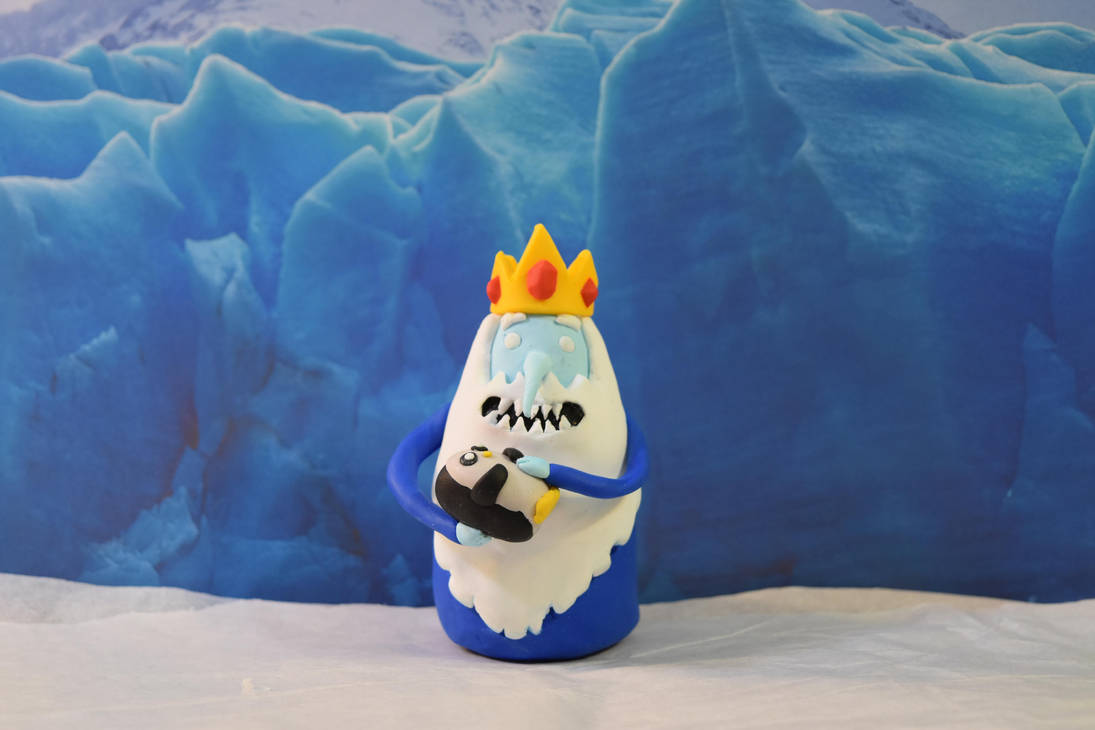The Ice King And Gunther! by kerobyx