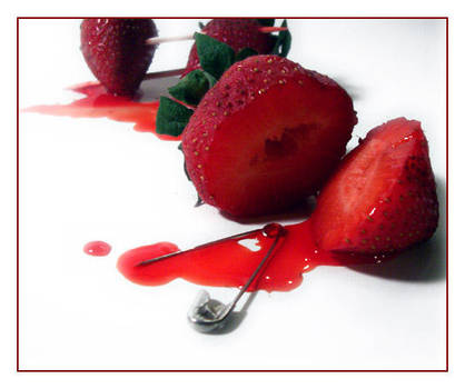 Death of a Strawberry 2 by CrustyMuffin