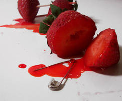 The Death of a Strawberry by CrustyMuffin