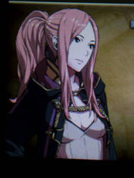 Tactician Jessica by HikariShien