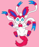 Little Sylveon by Mlgpirate01
