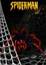 Spiderman by Vrolok87