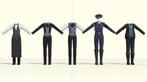 Costume  for males dl by MikuPirate