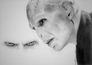 The Dark Lord by VampInMask
