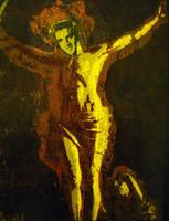 Elvis Christ by eshriner