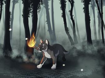 Through the Fog [Rohev] by runemire