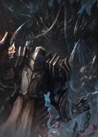 Diablo lll .Confront by Long17021988