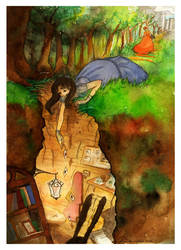 the rabbit-hole by atherlene