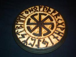 Runic Wheel by runehammer9