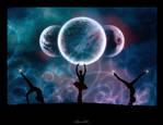 Cosmic Dance by mysteria-dl