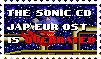 Sonic CD Stamp by SolarBlaze