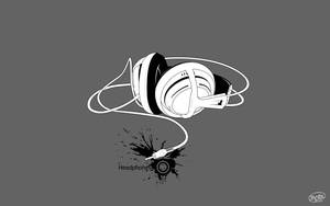 Headphones Illustration by FirGeL