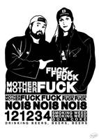 Jay And Silent Bob by FirGeL