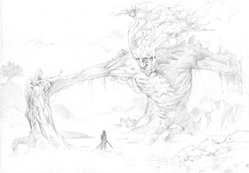 human tree by LordMishkin