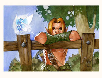 Link by LordMishkin