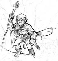 hobbit by LordMishkin