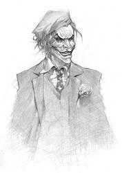 Joker by LordMishkin