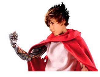 Justin Tetsuo Bieber by LordMishkin