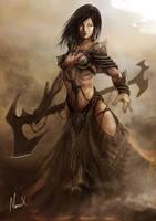 warlock by NaruseX