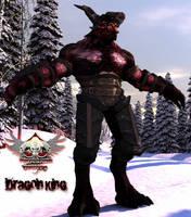 Dragon King WIP_001 by mestophales