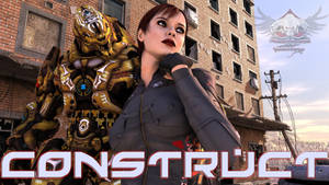 CONSTRUCT Poster by mestophales