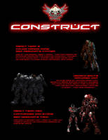 CONSTRUCT Characters 01 by mestophales