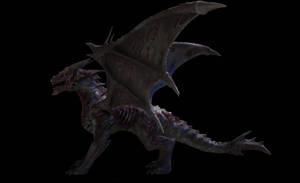 Zombie Dragon 2 by mestophales