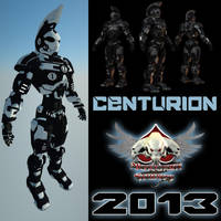 Centurion - 2013 by mestophales