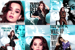 Hailee Steinfeld Icons by immortaldesires